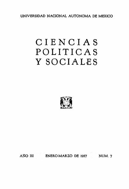 La utilidad nacional de las carreras de las ciencias políticas y sociales
