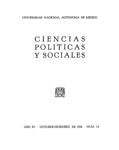 James A. C. Brown: La Psicología Social en la Industria.