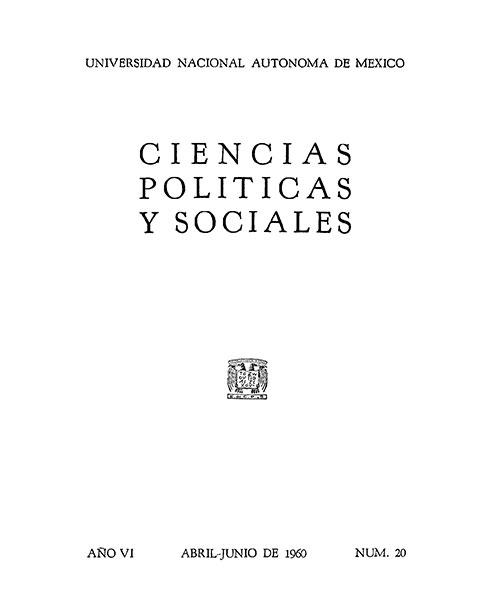 Legislación indigenista de México.