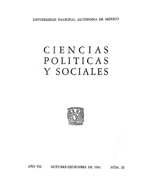 Algunos aspectos de la formación y características sociales del Brasil
