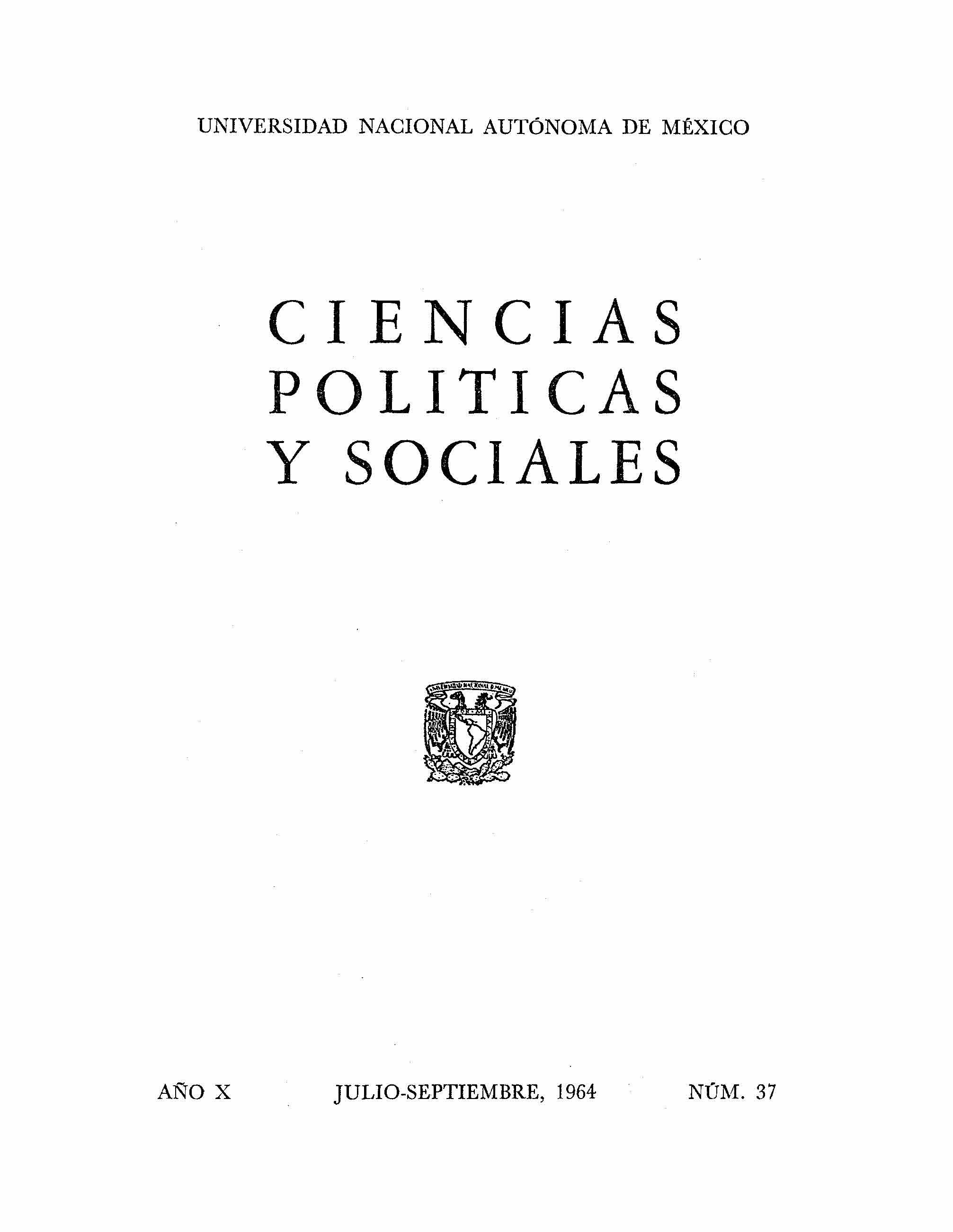 Algunas Consideraciones Sobre La Cooperacion Internacional Y El Desarrollo Reciente De La Investigación Sociológica En América Latina