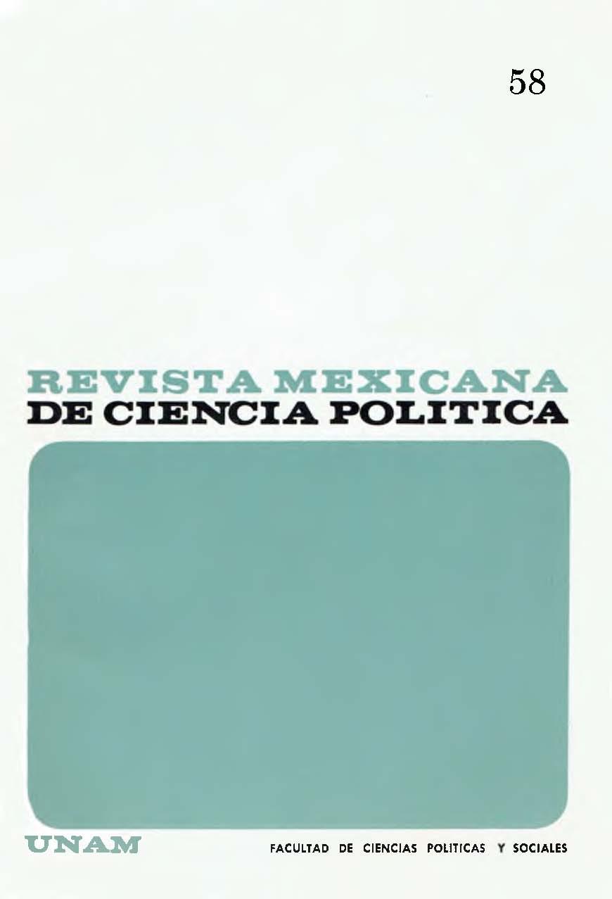 La Iglesia Católica Como Factor de Poder Político: El Caso Peruano