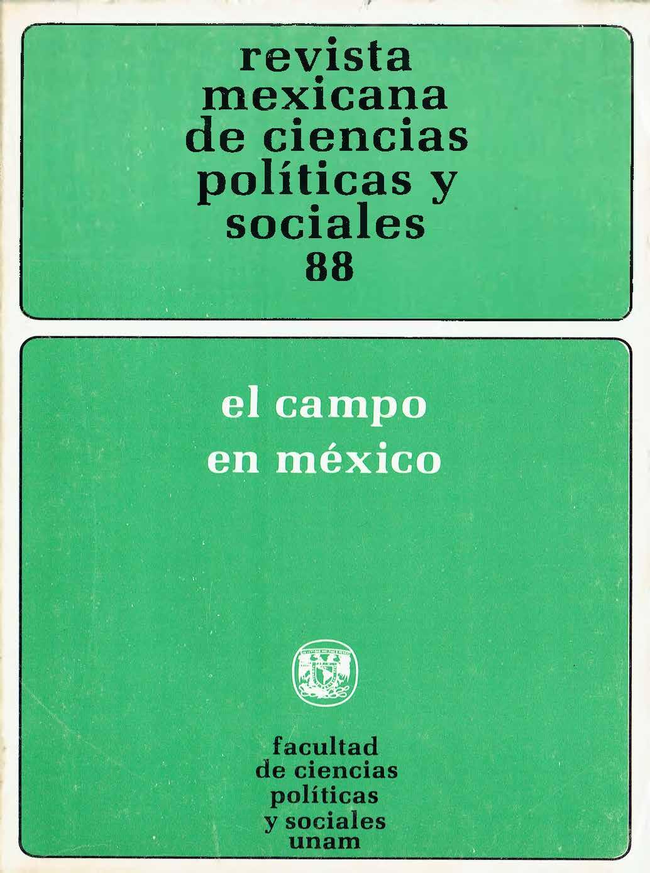 La proletarización de los indios en la formación económica y social de México
