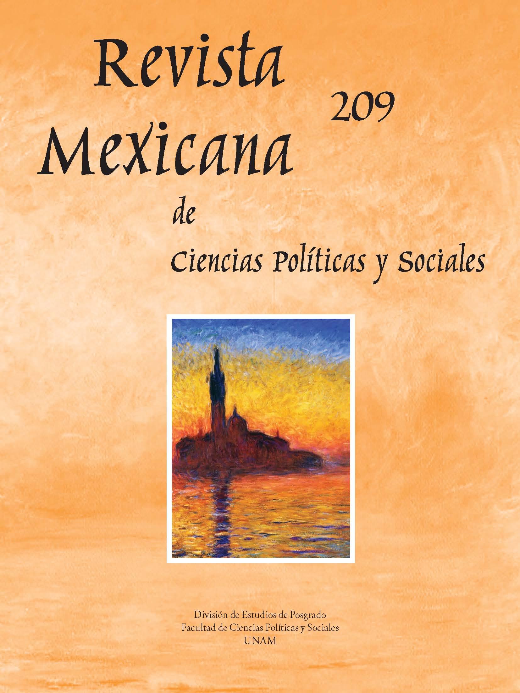 Riesgo y regulación en la red en México